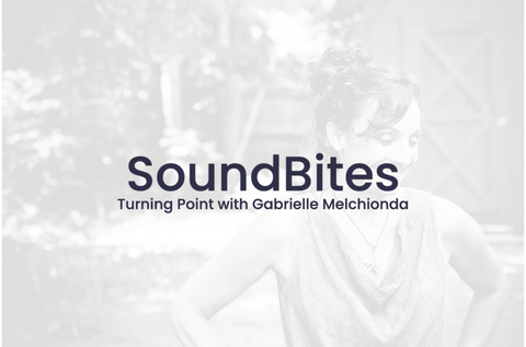 Mad Gab's Press - Sound Bites Presents Turning Point by Gabrielle Melchionda