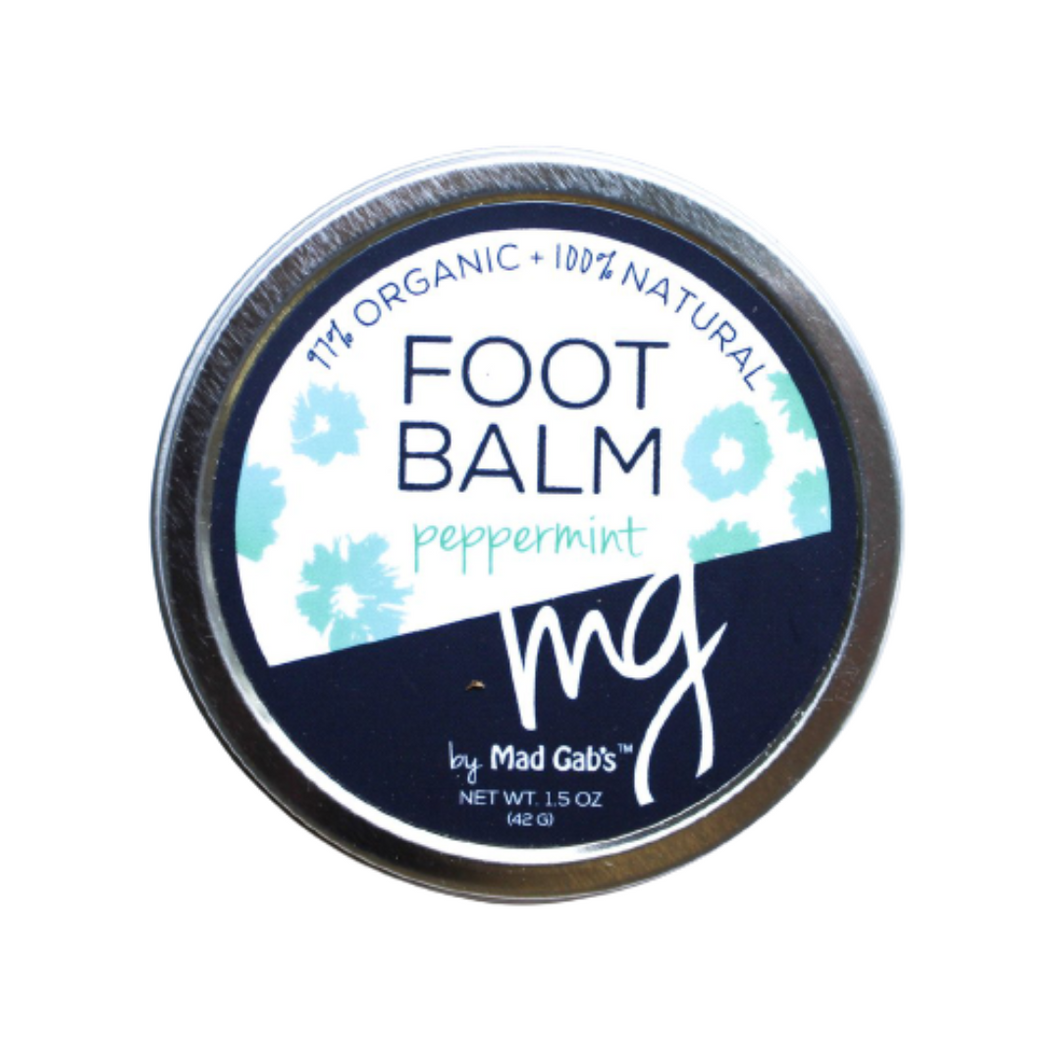 MG Signature Peppermint Foot Balm