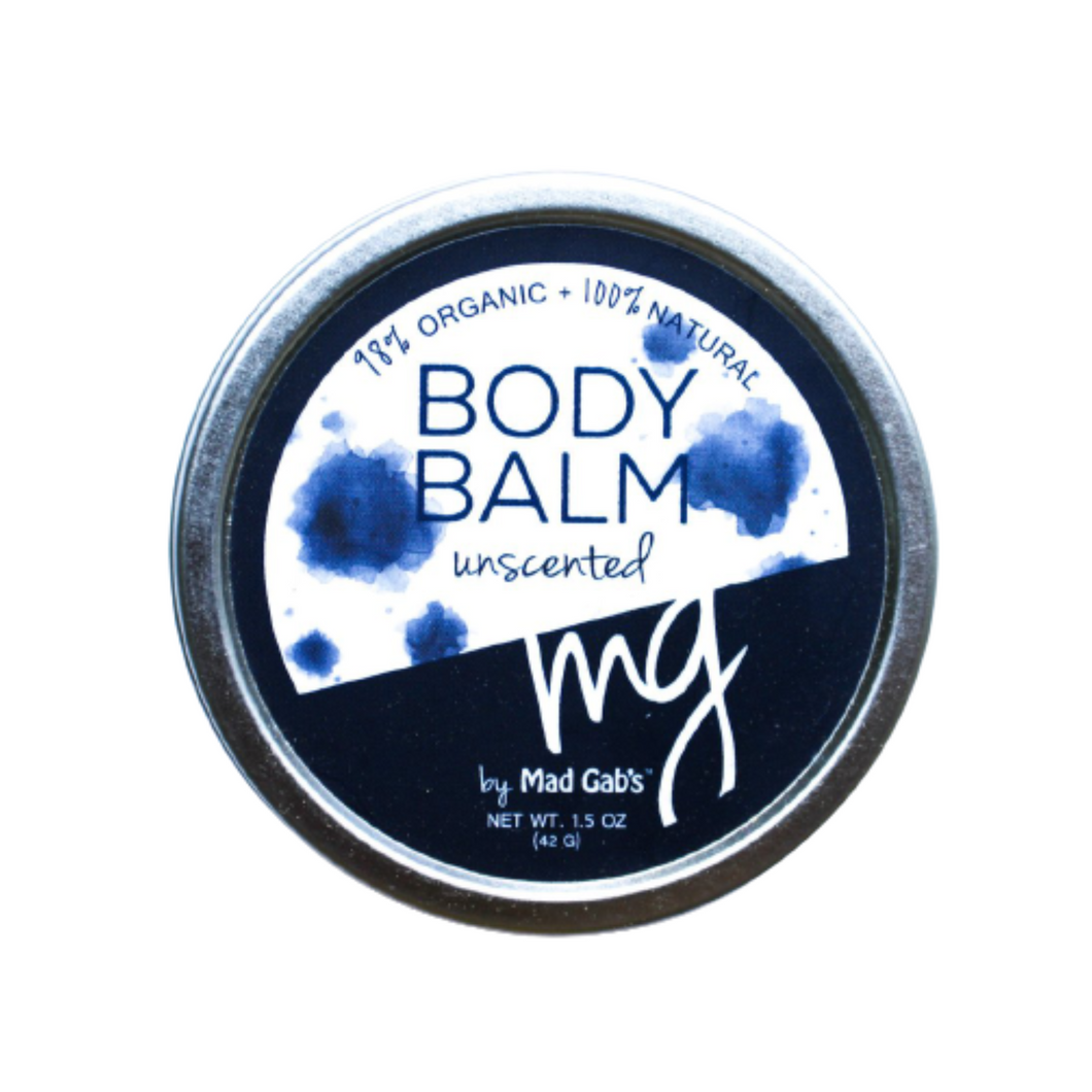 MG Signature Unscented Body Balm