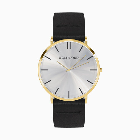 New Richmond LTD Gold, Black Strap
