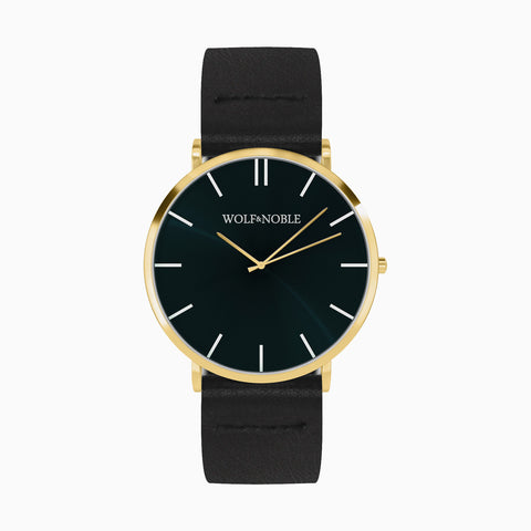 New Richmond Gold, Green EDN, Black Strap