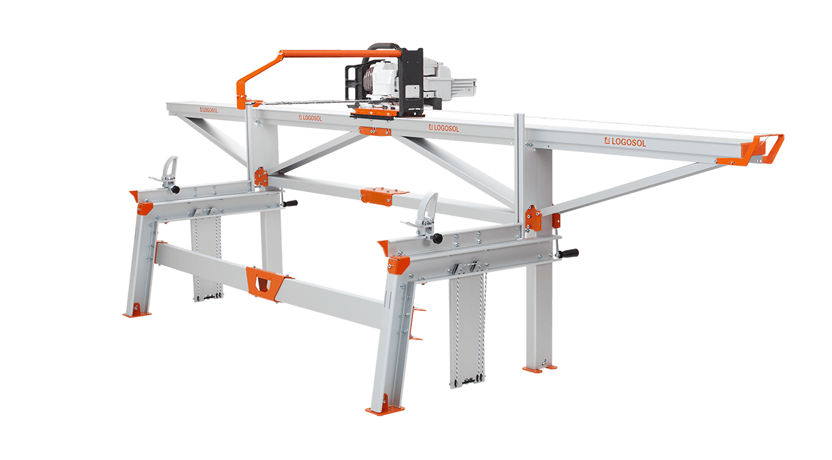 F2+ Chain Sawmill (4 m) Free Accessory package included! You Save: €230.00  Accessory package includes: Vibration-damping crank and bar nose steering. Offer is good through 2020-08-17