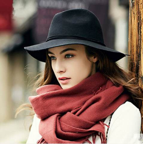 fedora hat หมวกปีก by squareladies