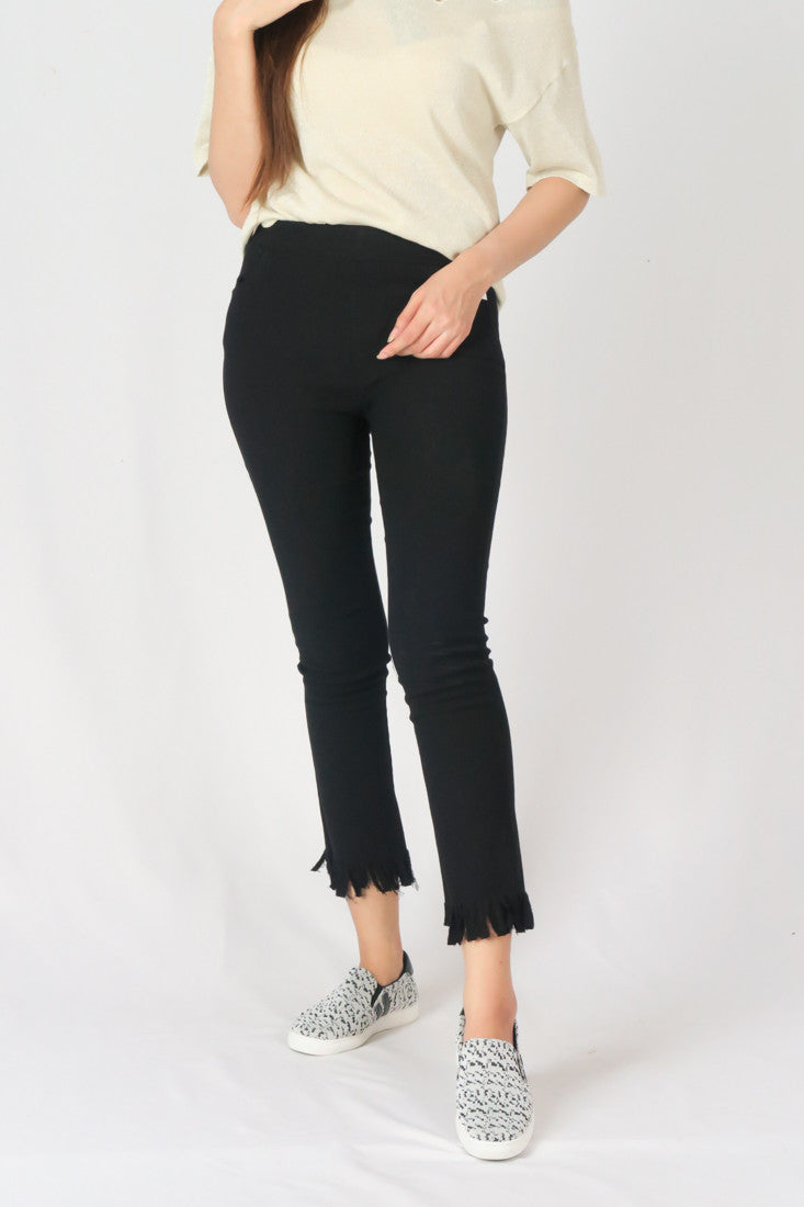 Flared Skinny Pants