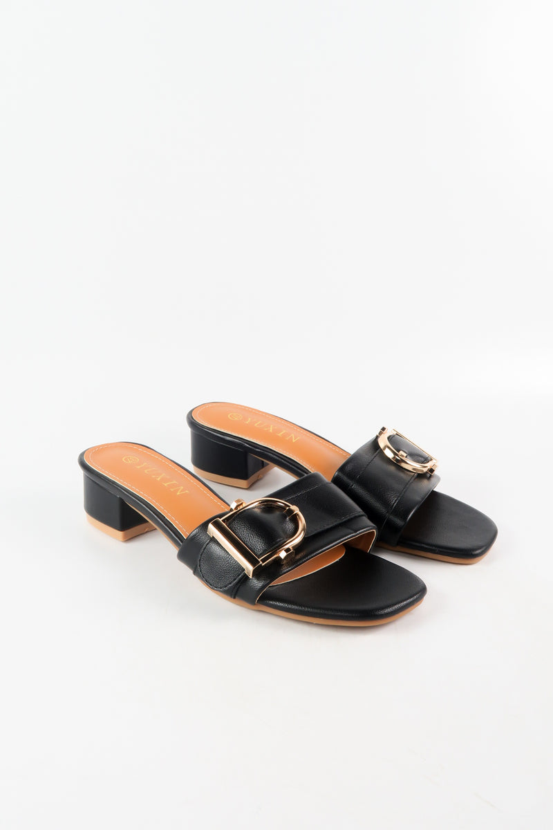 Fashion Casual Polished Strap Sandal