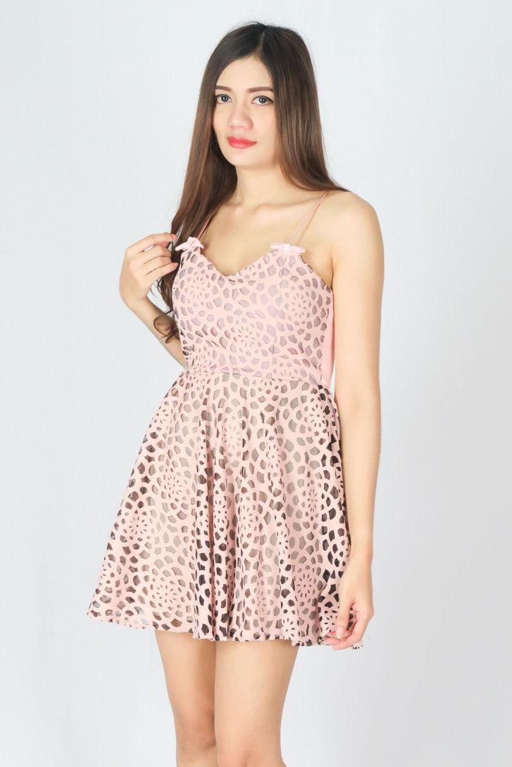 Spagetthi Strap Short Prom Mini Dress