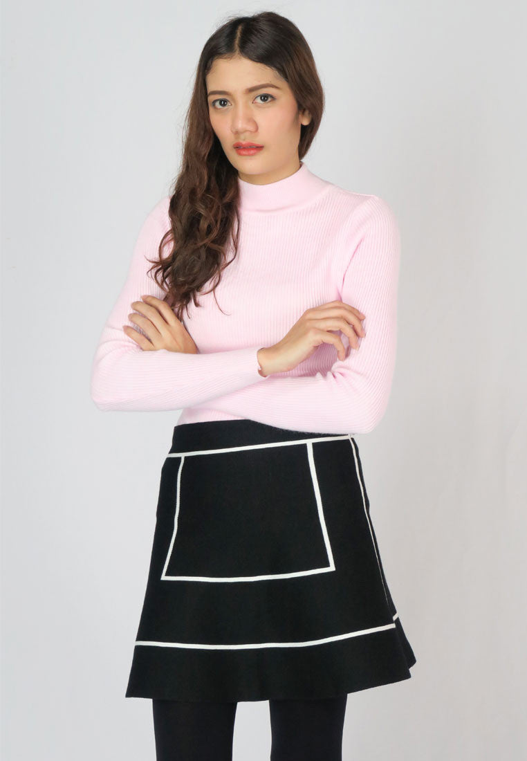 Korean Thick Turtleneck Sweater