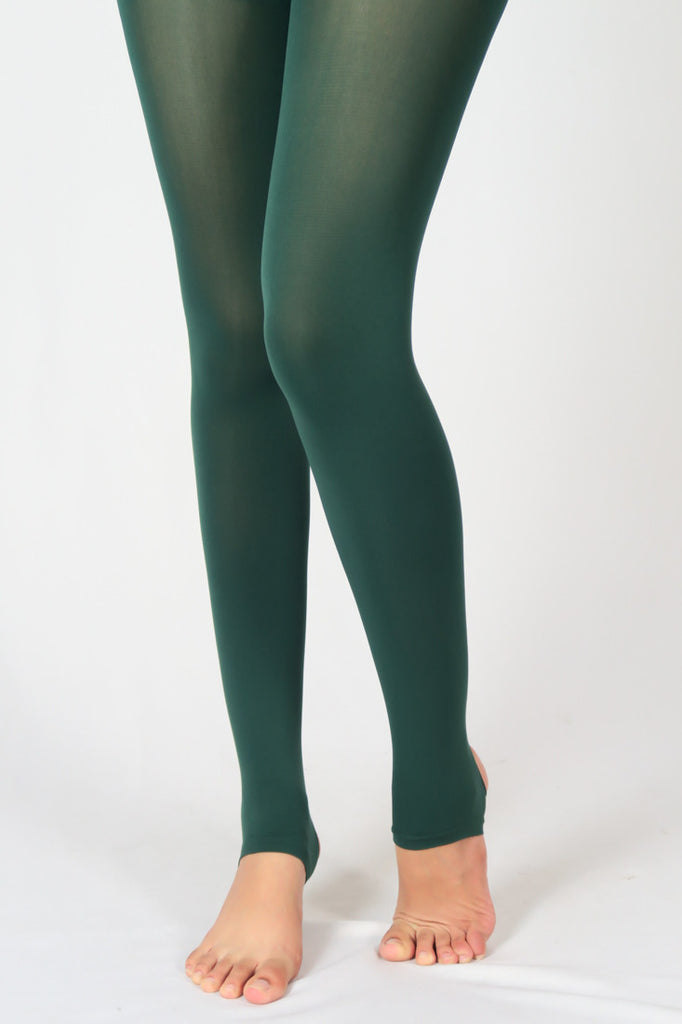 ถุงน่องแบบ 200D - 200 Denier Stirrup Pantyhose Tights