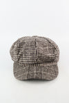 หมวกแฟชั่นทรง Cabbie - Cotton Newsboy Gatsby Apple Cabbie Cap