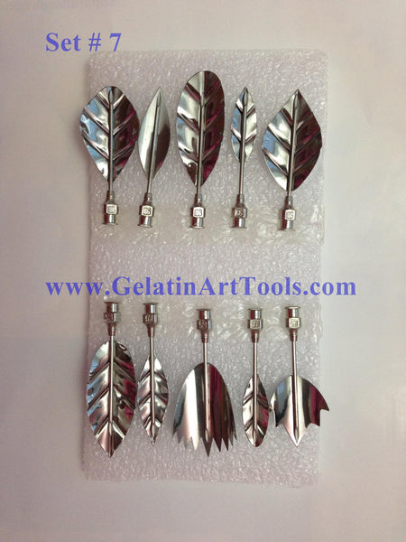 BeFun™ # 7 Gelatin Art Tools Set with serial number & 2 syringes - Gelatin Art Tools - 6