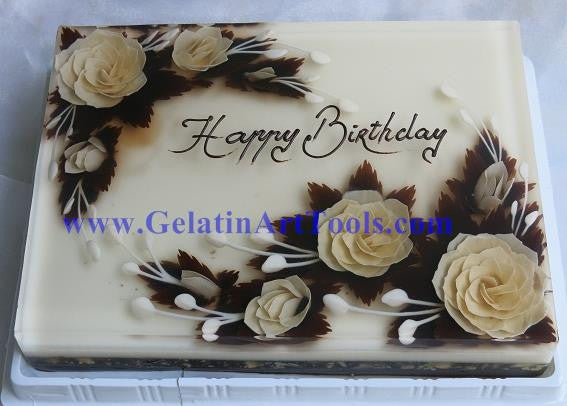 BeFun™ # 7 Gelatin Art Tools Set with serial number & 2 syringes - Gelatin Art Tools - 11