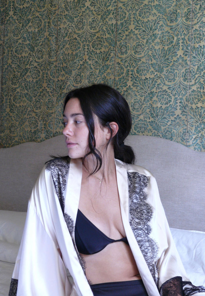 Luxury Kimono Robes with Delilah