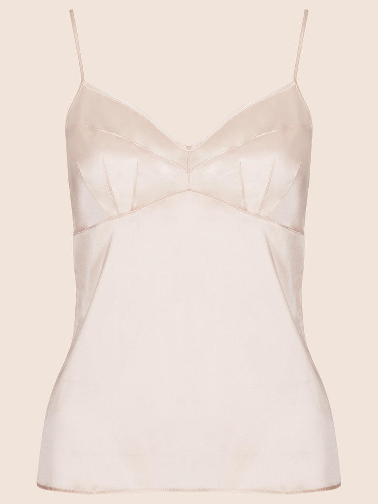 GRACE SILK CAMISOLE TOP