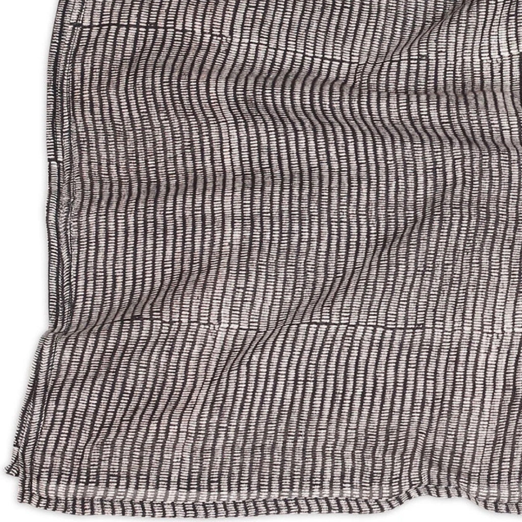 Graymarket Alice Stripes midnight scarf detail