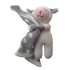 Lucy the Lamb Baby Burrito Baby Gift with Blanket