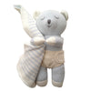 Peter Bear Baby Burrito Baby Gift with Blanket