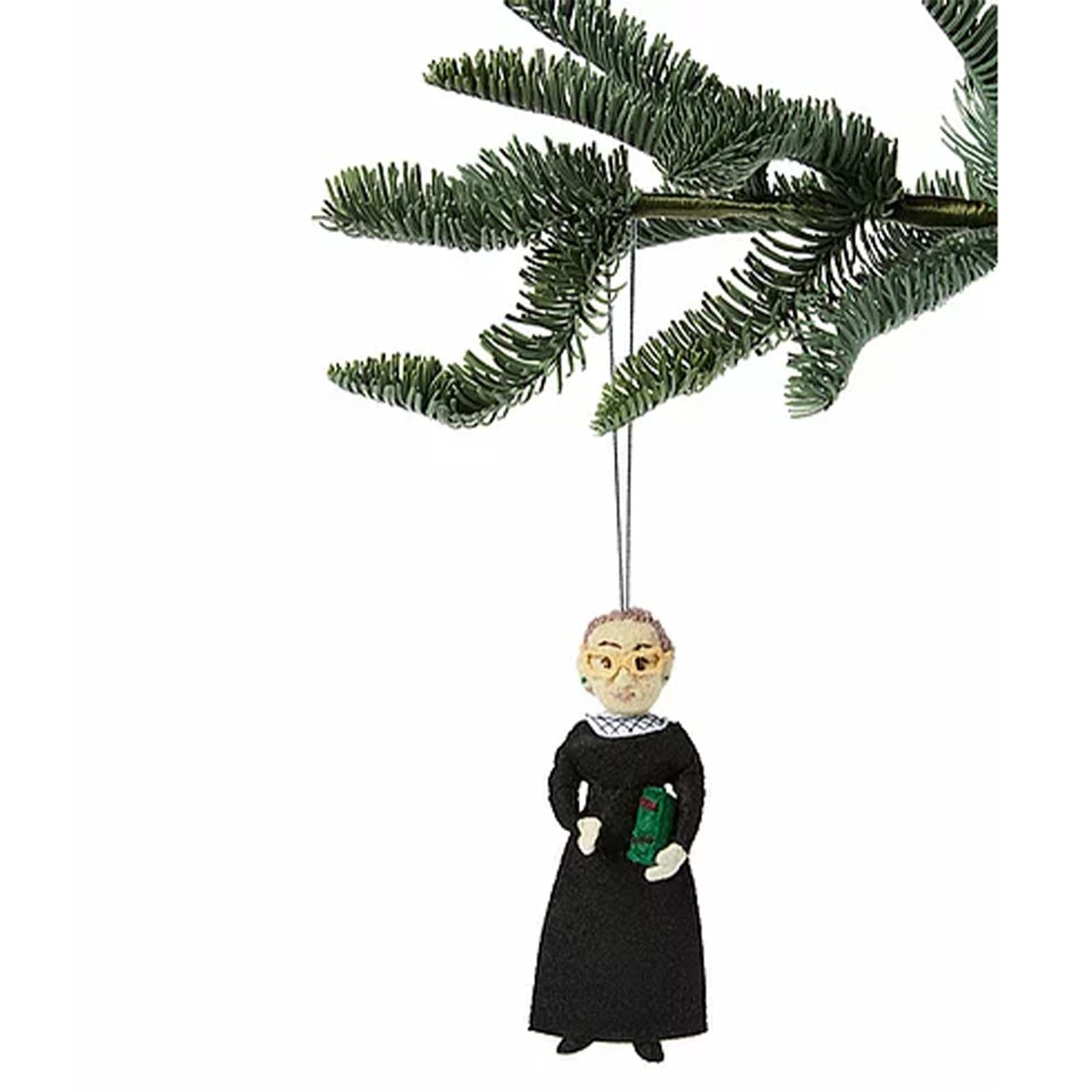 Silk Road Bazaar RBG ornament