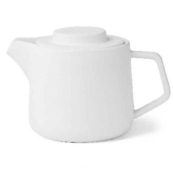 That inventions coffee and tea pot in one-white