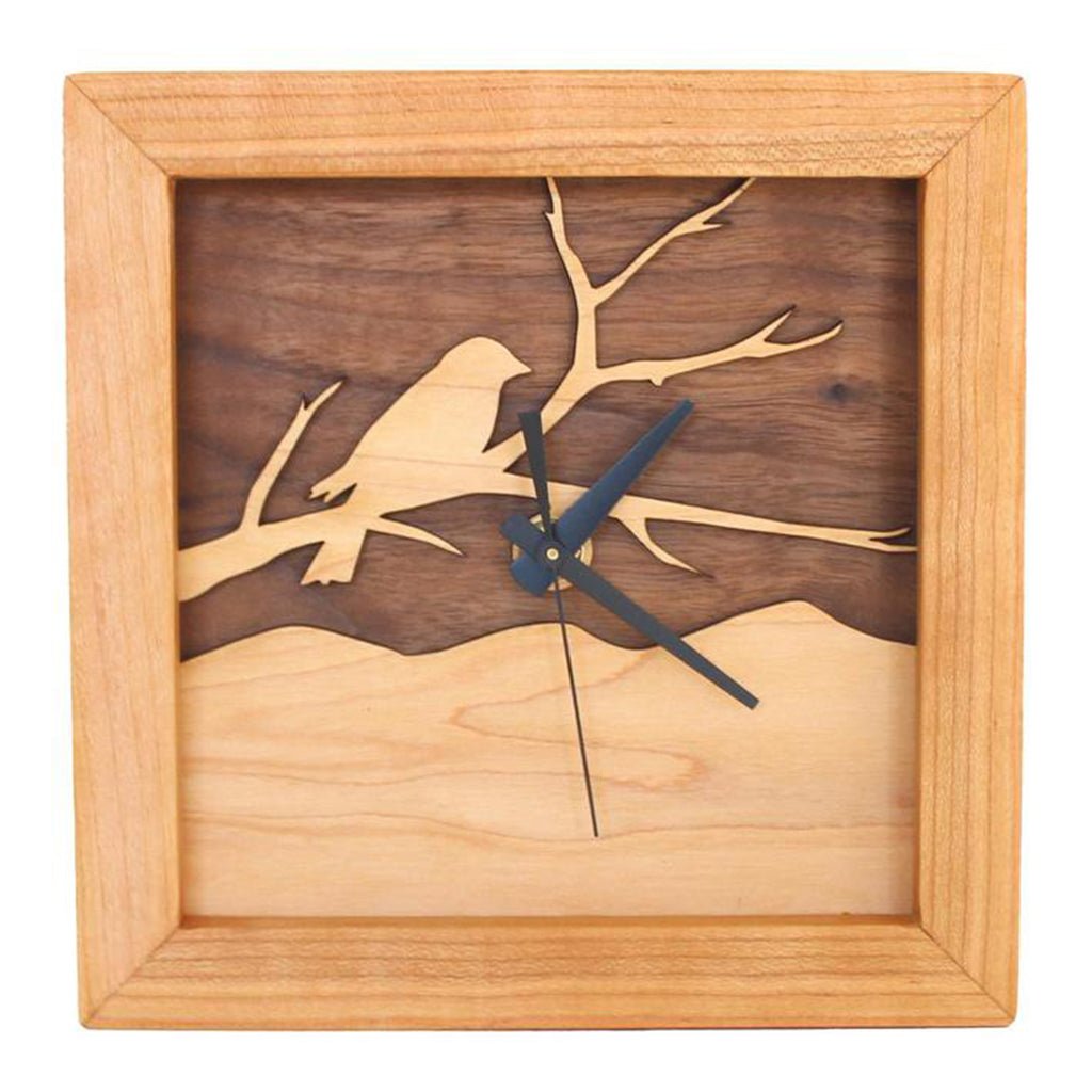 Sabbath Day bird box clock