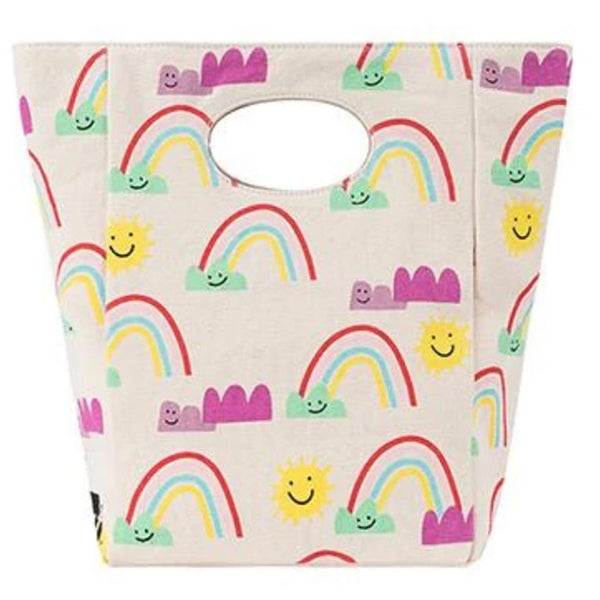 Fluf rainbows lunch bag