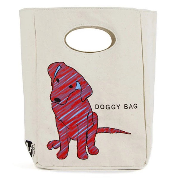 Fluf doggy lunch bag