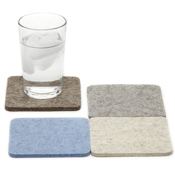Graf-Lantz set of 4 coasters cobblestone
