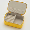 Estella Bartlett mini yellow jewelry box open