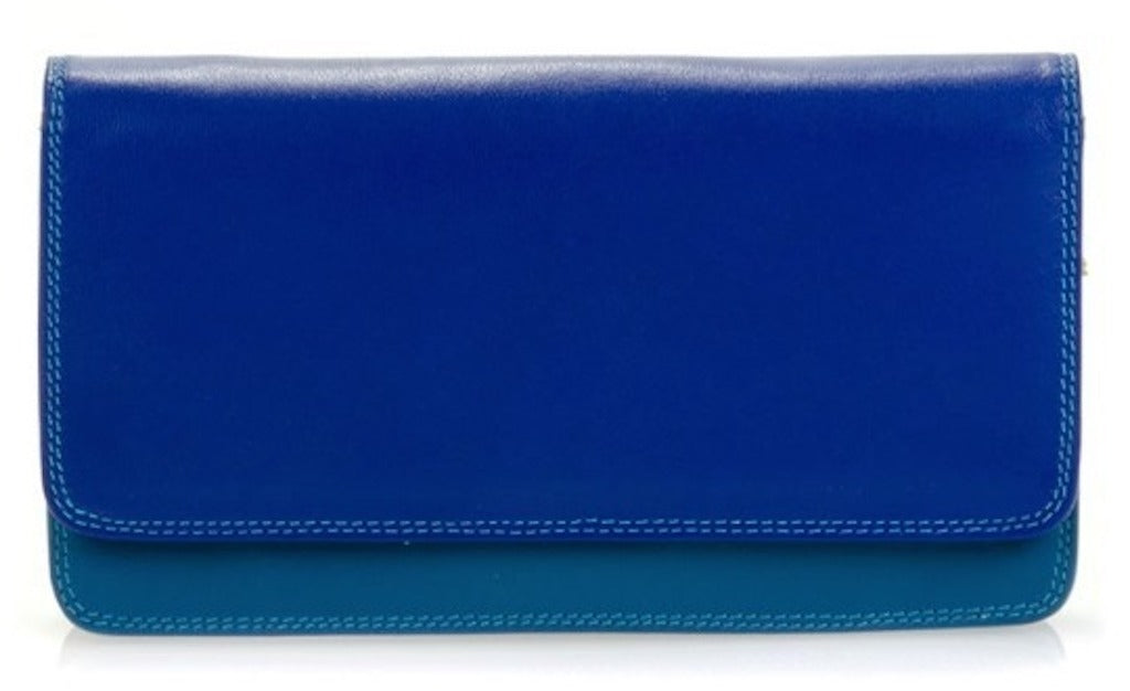 My Walit medium matinee wallet seascape front view