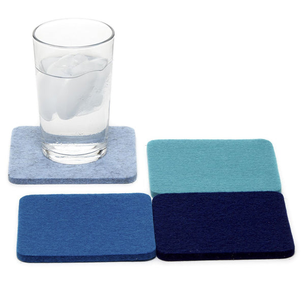 Graf-Lantz set of 4 coasters ocean