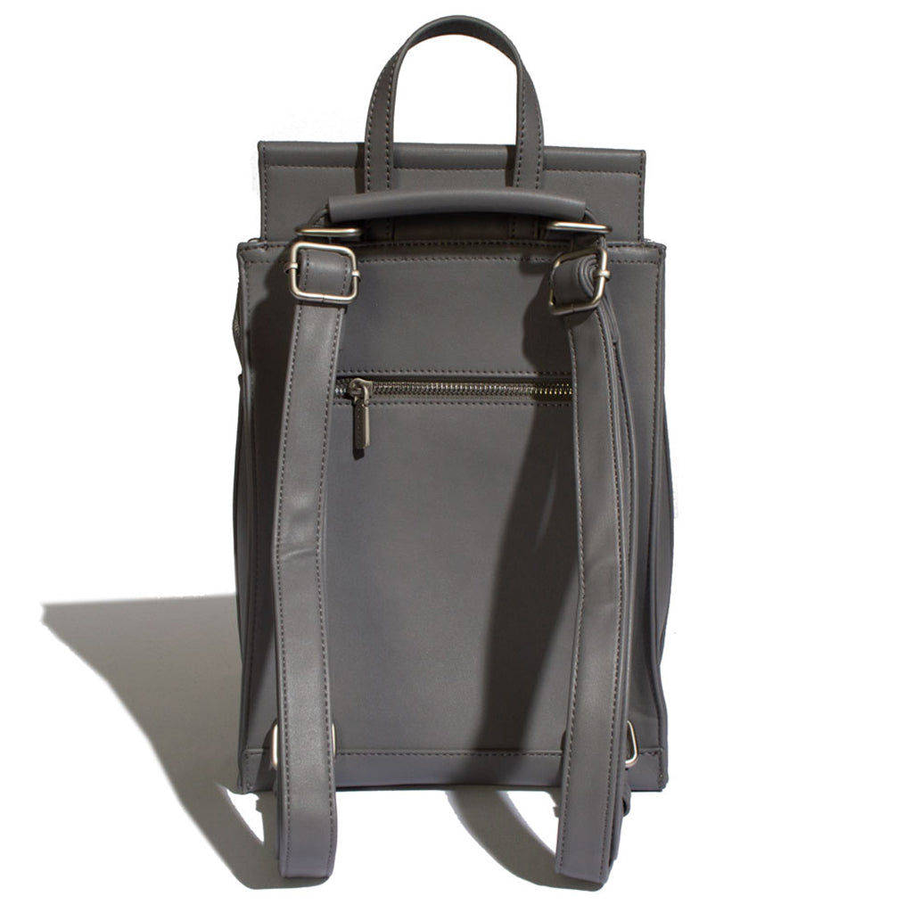Pixie Mood Kim backpack gray back