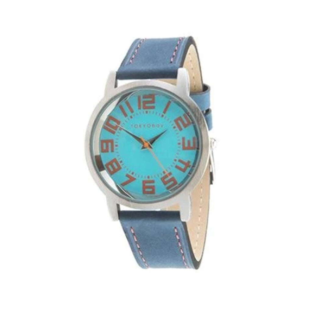 Tokyo Bay small track watch blue