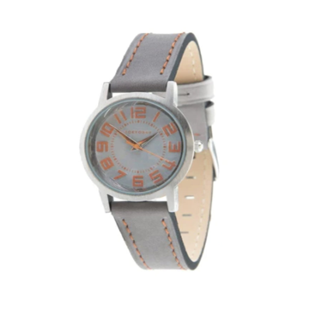 Tokyo Bay small track watch gray