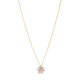 Glamour One Flower Necklace