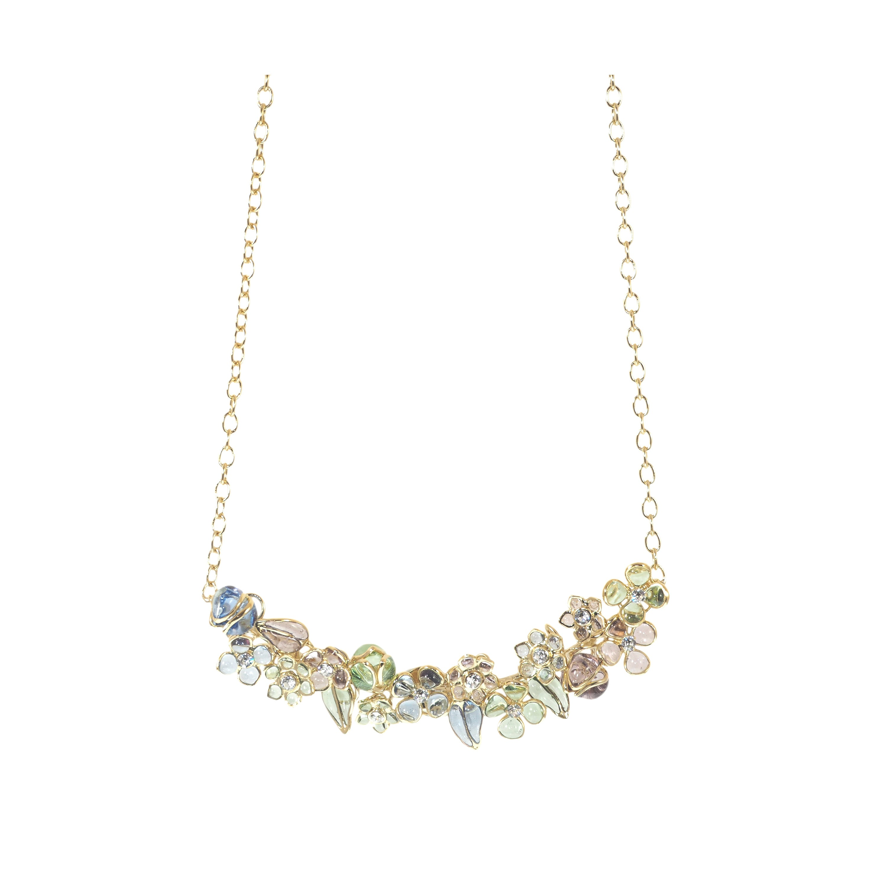 Glamour Short Necklace