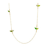 Bamboo Long Necklace