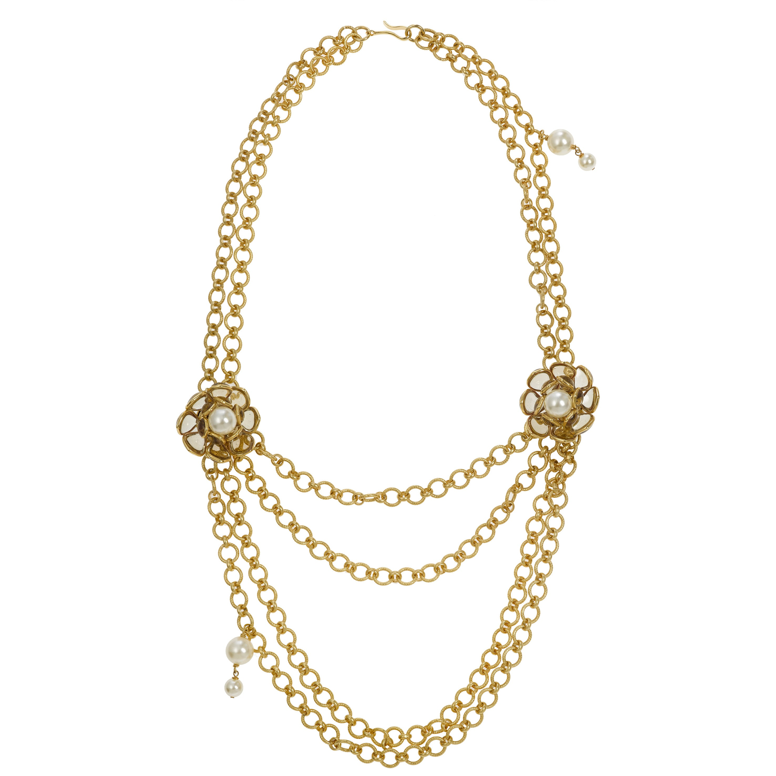 Camelia Forever Long Necklace