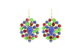 Jaïpur Short Drop Earrings