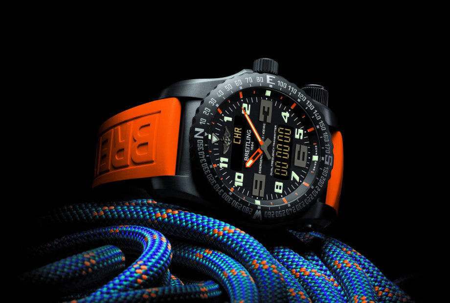 Breitling – A matter of survival