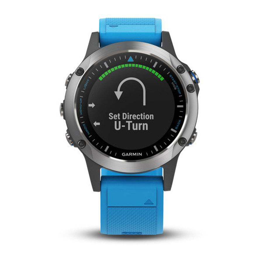 010-01688-40-Garmin Unisex 010-01688-40 Quatix 5 Watch