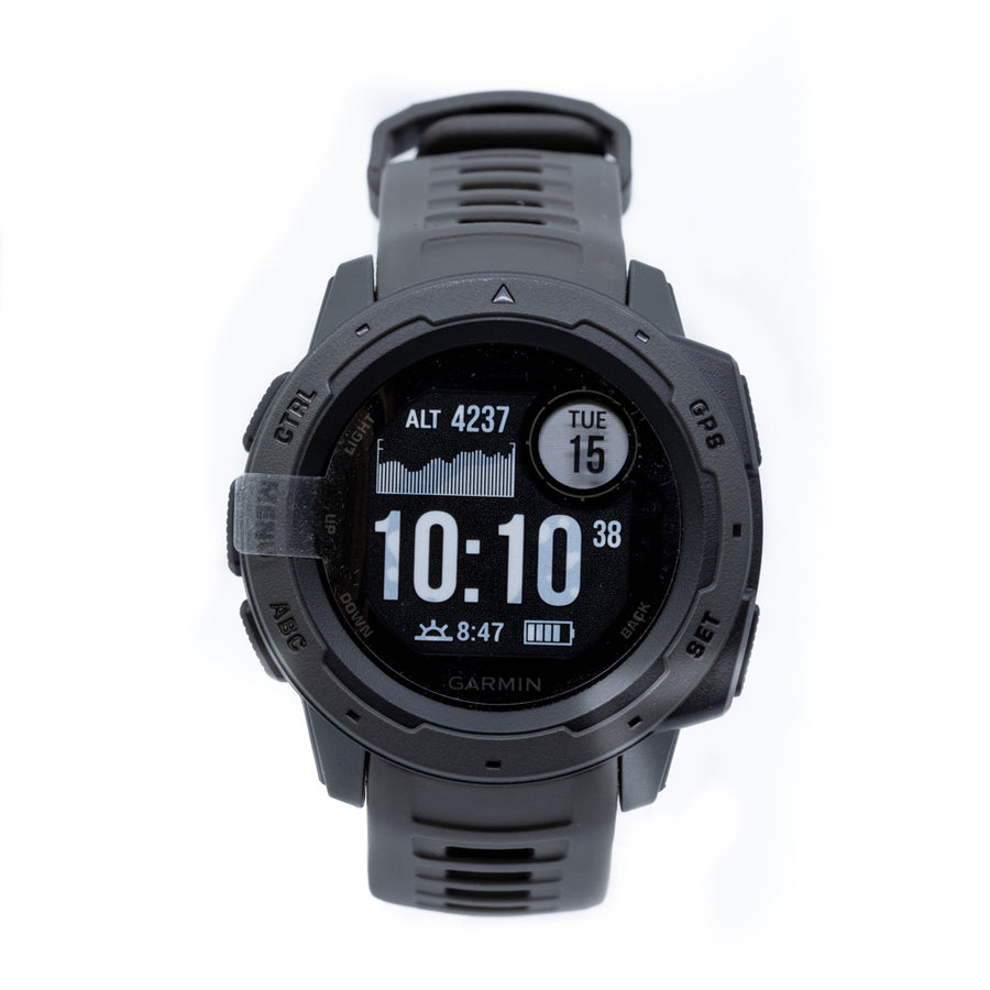 010-02064-00-Garmin  Unisex 010-02064-00  Instinct™ Graphite Watch