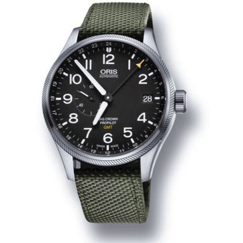 Oris Men's 748 7710 4164-07 5 22 14FC Big Crown Pilot From Pilots to Pilots Watch