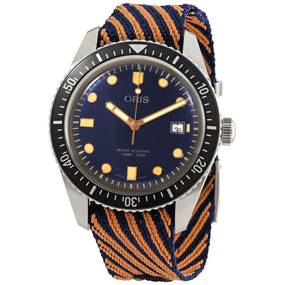 01 733 7720 4035-07 5 21 13-Oris 01 733 7720 4035-07 5 21 13 Divers 65 Blue Dial Watch