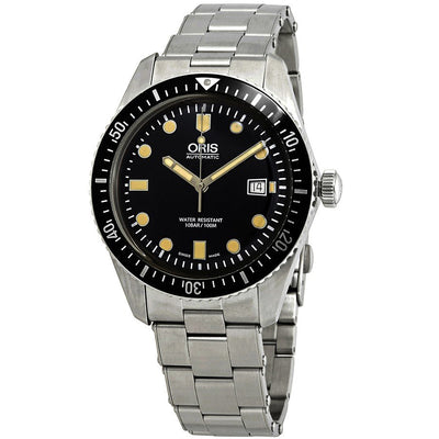 01 733 7720 4054-07 8 21 18-Oris Men's 01 733 7720 4054-07 8 21 18 Divers Watch