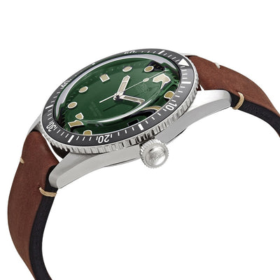 01 733 7720 4057-07 5 21 45-Oris 01 733 7720 4057-07 5 21 45 Divers Green Dial Watch