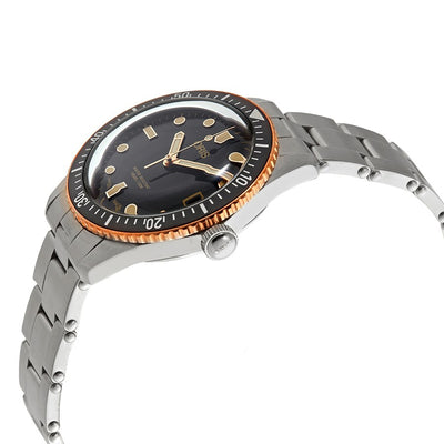 01 733 7747 4354-07 8 17 18-Oris 01 733 7747 4354-07 8 17 18 Divers 65 Black Dial Watch