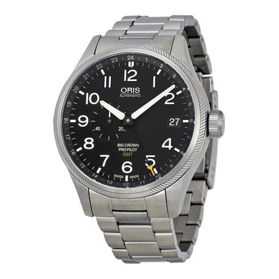 01 748 7710 4164-07 8 22 19-Men's 01 748 7710 4164-07 8 22 19 Big Crown ProPilot  Watch