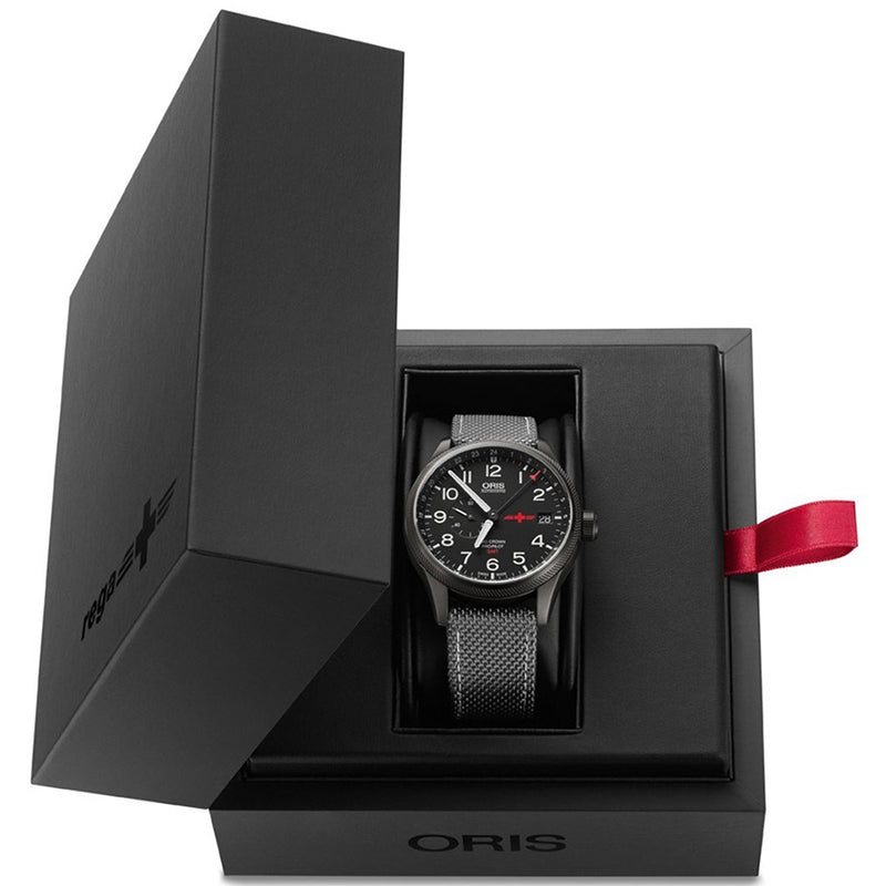 01 748 7710 4284-Set-Oris 01 748 7710 4284-SET Big Crown Limited Edition Watch