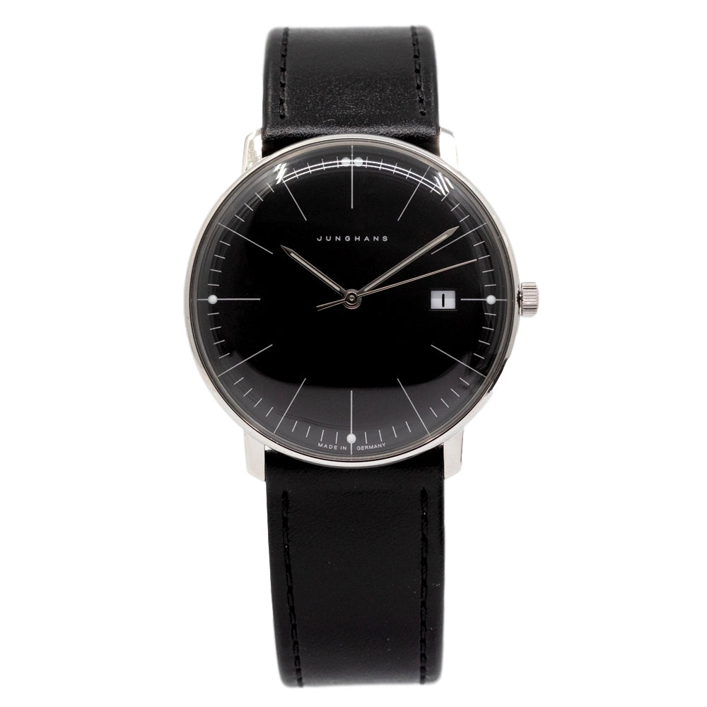 041/4465.00-Junghans 041/4465.00 Max Bill Quartz Watch