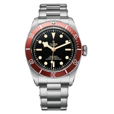 Tudor Men's M79230R-0003 Heritage Black Bay Watch
