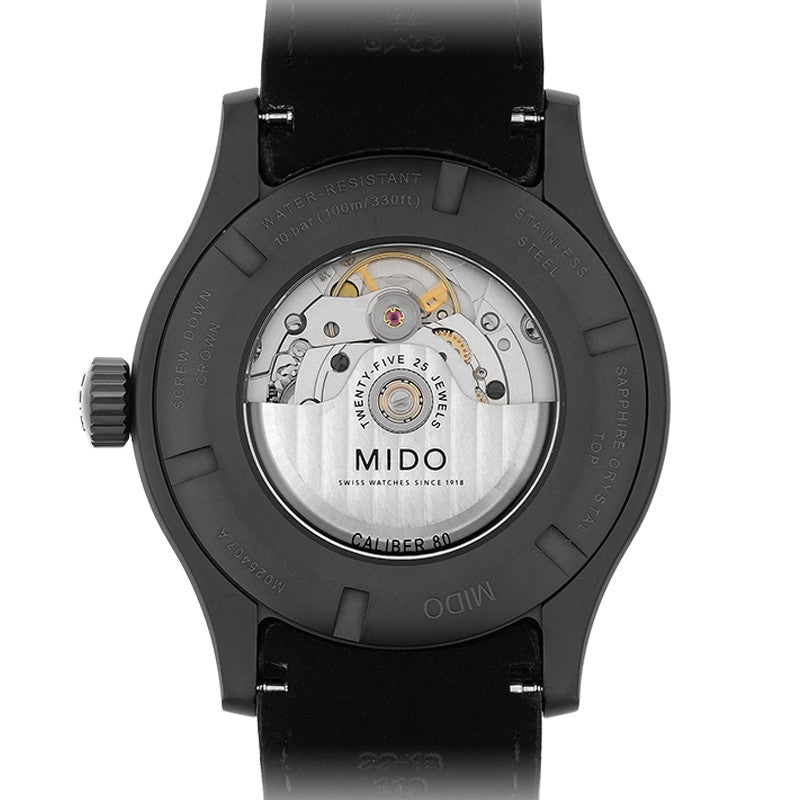 Mido Men's M0254073606100 Multifort Auto Watch